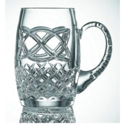 Galway Crystal Celtic Tankard