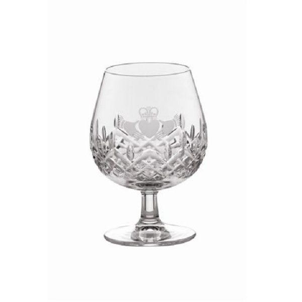 Galway Crystal Claddagh Brandy