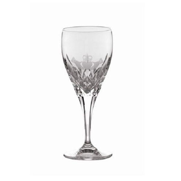 Galway Crystal Claddagh Goblet