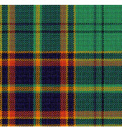 Irish County Antrim Tartan