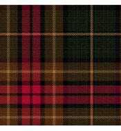 Irish County Cavan Tartan