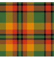 Irish County Derry Tartan