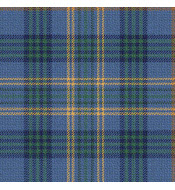 Irish County Fermanagh Tartan