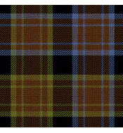 Irish County Laois Tartan