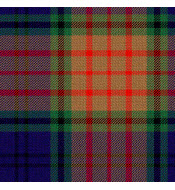 Irish County Longford Tartan