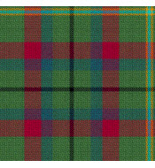Irish County Mayo Tartan