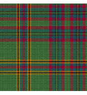 Irish County Westmeath Tartan