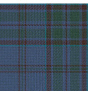 Irish County Wicklow Tartan