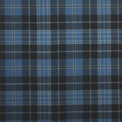Clergy Blue Ancient Tartan