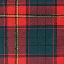 Irish Ulster Red Tartan