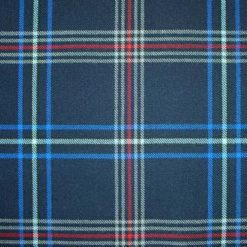 US Law Enforcement Police Tartan