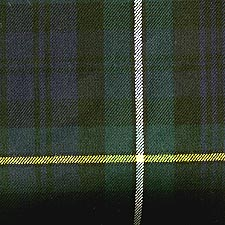Campbell of Argyll Tartan