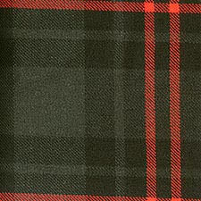Fife District Modern Tartan