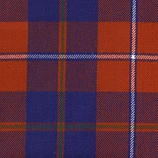 Galloway District Red Tartan