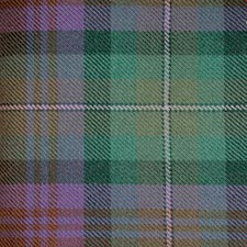 Isle of Skye District Tartan