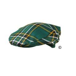 Irish National Tartan Cap