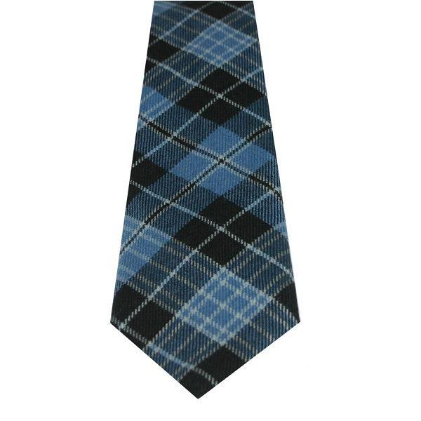 Clergy Blue Ancient Tartan Tie