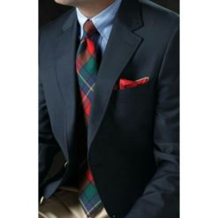 Tartan Tie Modeled 1