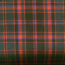 Buchan District Modern Tartan
