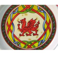 Welsh Dragon Spoon Rest