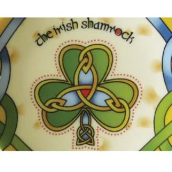 Irish Shamrock Teabag Holder
