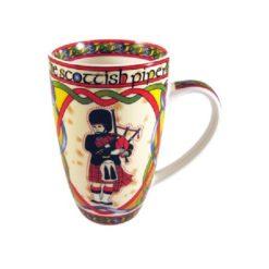 Scottish Piper Mug