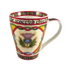 Scottish Thistle Mug