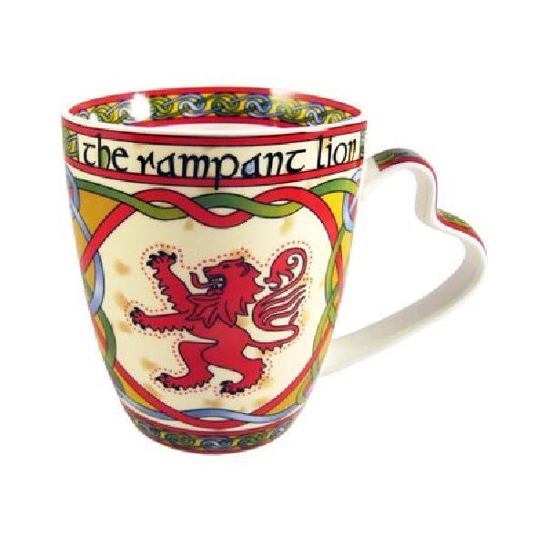 Scottish Lion Rampant Mug