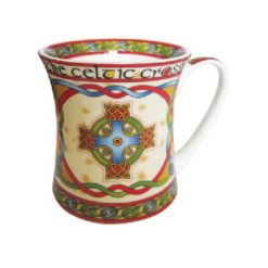 Scottish Celtic Cross Mug