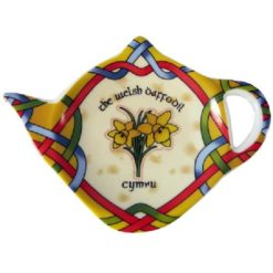 Welsh Daffodil Teabag Holder