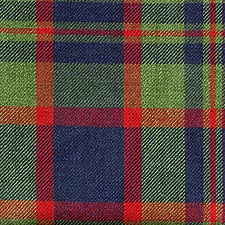 Perthshire District Muted Tartan