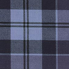 Strathclyde District Blue Tartan
