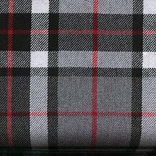 Thompson Grey Tartan
