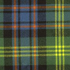 Watson Ancient Tartan Scarf Sash Tartan Fabric