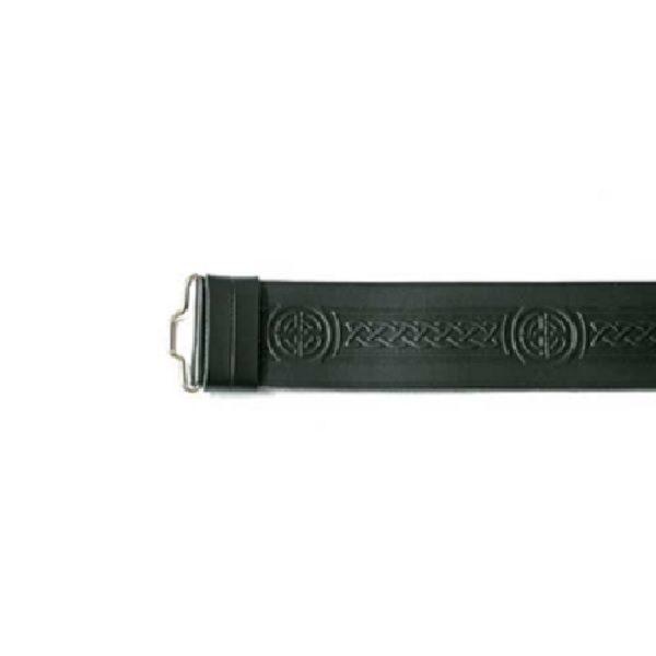 Celtic Knot Velcro Kilt Belt