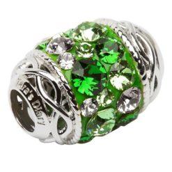 Crystal Celtic Bead