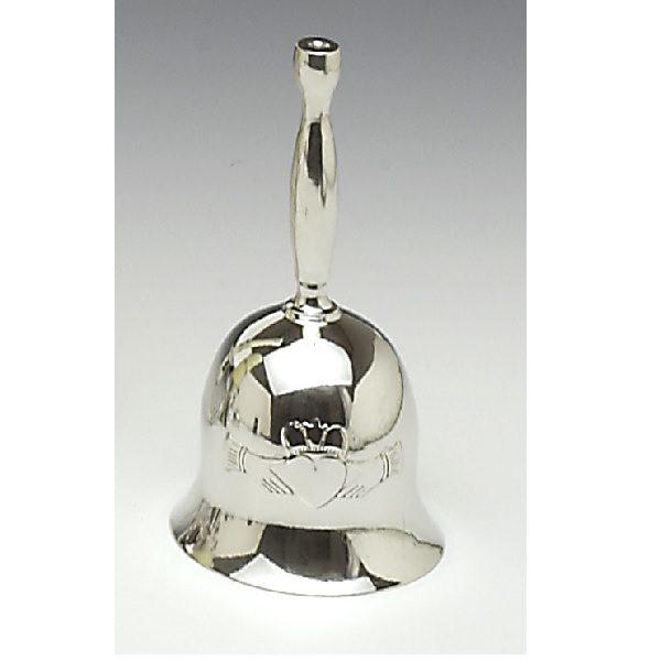 Claddagh Wedding Bell
