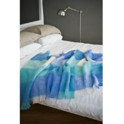 Mohair Throw M117 Sky