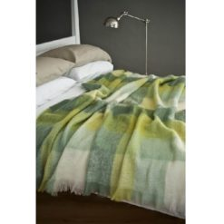 Mohair Throw M192