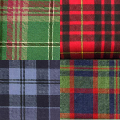 Scottish Tartans