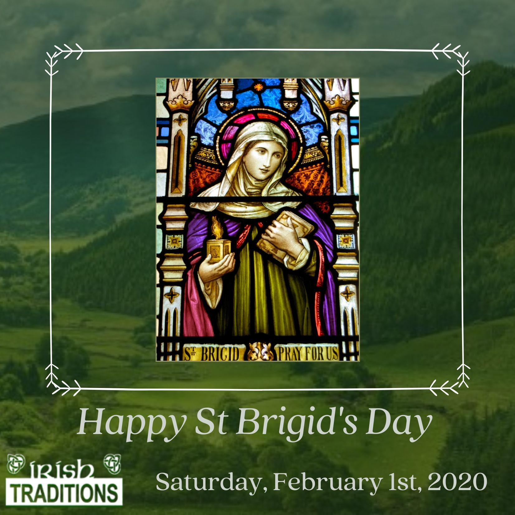 St Brigid's Day Insta