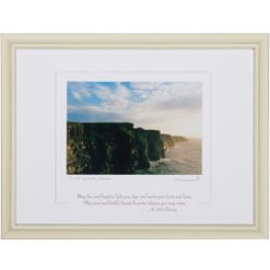 Cliff of Moher Framed Blessing