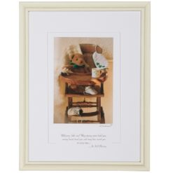 Baby Blessing Framed Print