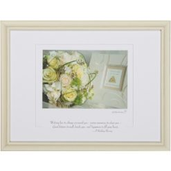 Wedding Blessing Framed Print