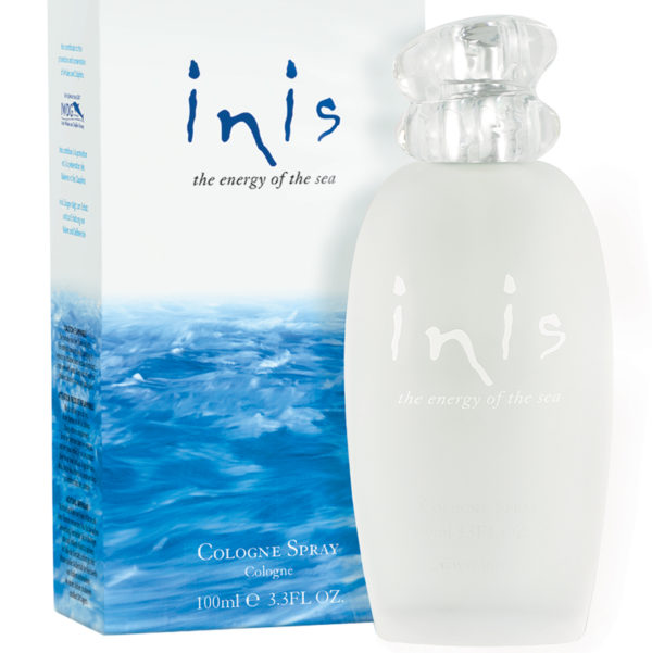 Inis 100ml 3.3 oz. Inis Cologne 100ml Energy of the Sea
