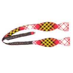 Self Tie Bow Tie Maryland Tartan