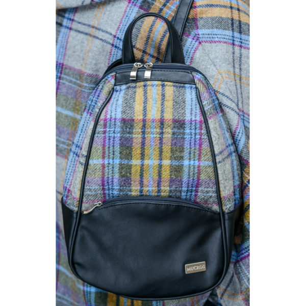 Colleen Backpack Blue Gold 203