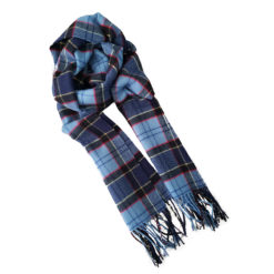 US Air Force Tartan Cashmere Scarf
