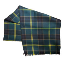 US Army Tartan Light Weight Wool Scarf