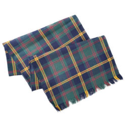 US Marines Leathernecks Tartan Scarf